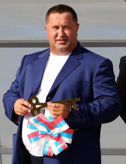 C днем рождения, Сергей Николаевич!