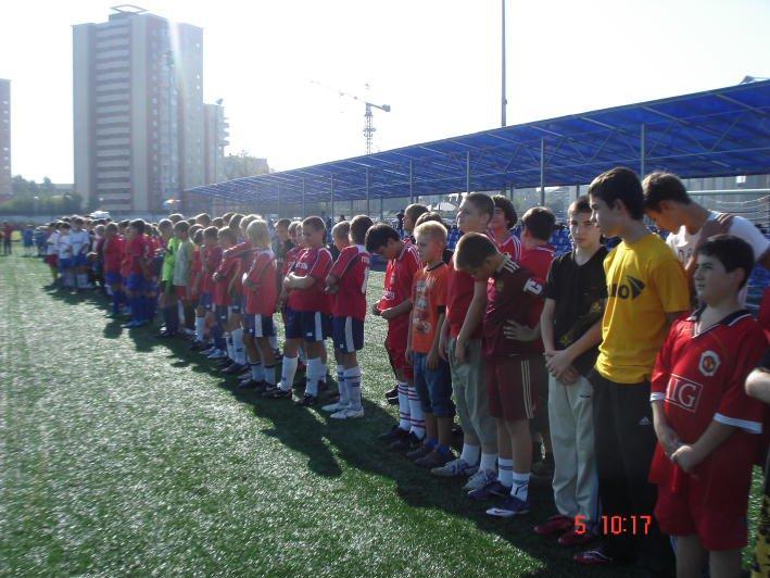 Кубок Поколений 2013 до 14 и до 16 лет пройдет 25 августа