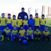 чемпионат по футболу юноши