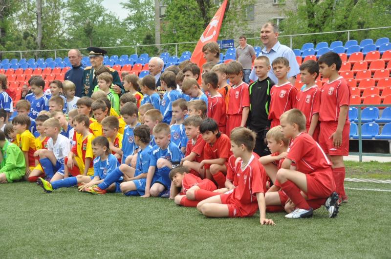 Приглашение на Турнир ко Дню Победы среди команд 2004г.