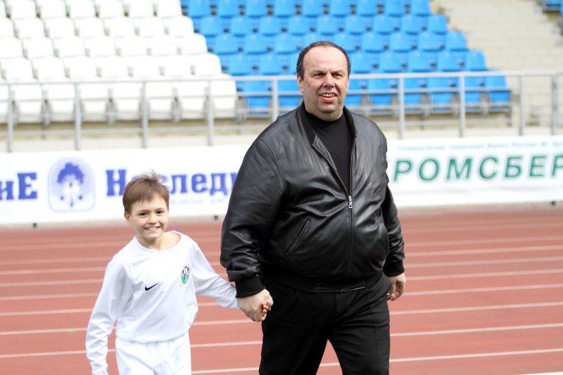 Андрей Караховский: «Мой отец – человек большого сердца»