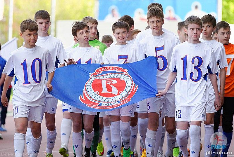 Запиши ребенка на футбол в школу «Витязь»