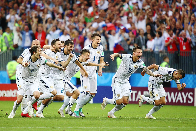 В Подольске пройдет выставка фотографий с Чемпионата мира по футболу