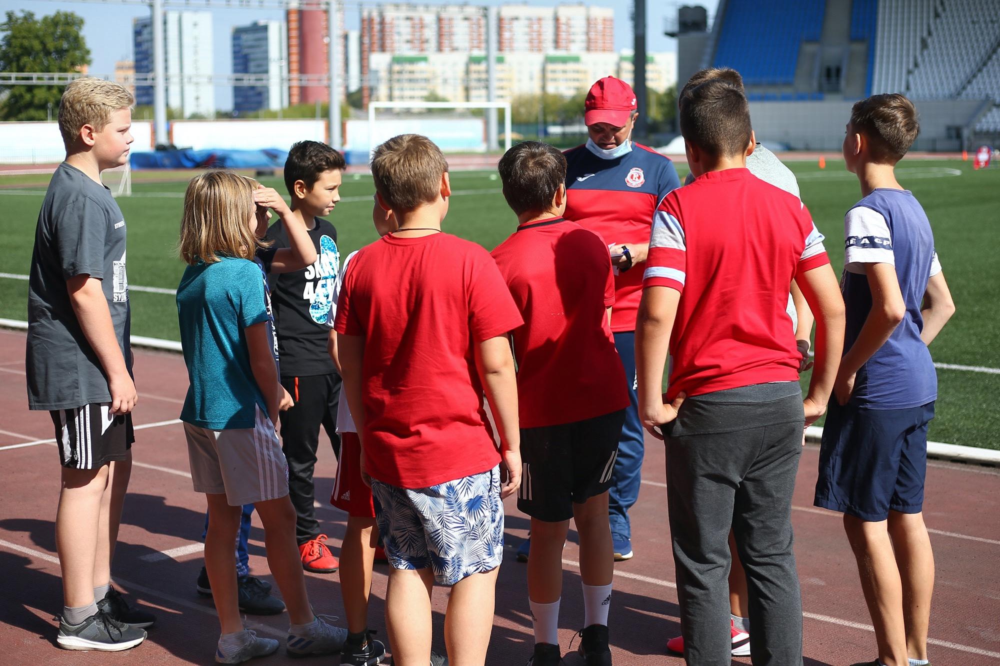 18 апреля состоится набор ребят в школу «Витязь»